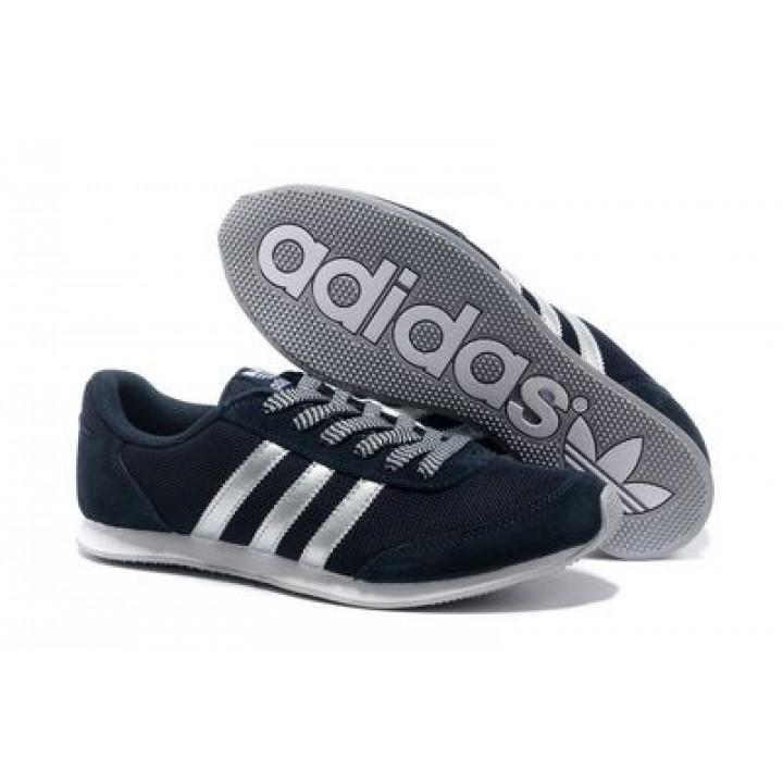 Кроссовки Adidas Runner dark/blu
